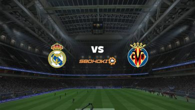 Photo of Live Streaming  Real Madrid vs Villarreal 22 Mei 2021