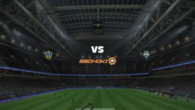Photo of Live Streaming  Los Angeles Galaxy vs Seattle Sounders FC 20 Juni 2021