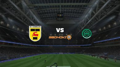 Photo of Live Streaming  SC Cambuur vs FC Groningen 15 Agustus 2021