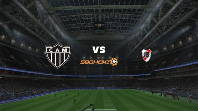 Photo of Live Streaming  Atlético-MG vs River Plate 19 Agustus 2021