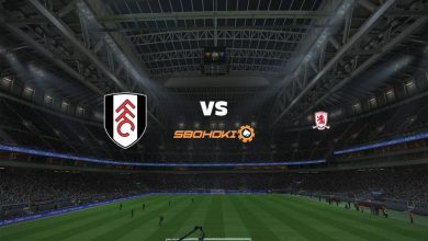 Photo of Live Streaming  Fulham vs Middlesbrough 8 Agustus 2021