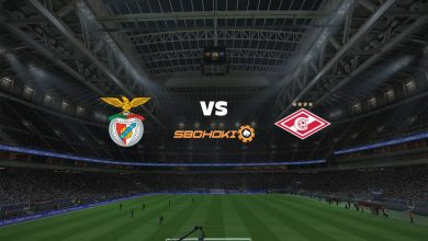 Photo of Live Streaming  Benfica vs Spartak Moscow 10 Agustus 2021