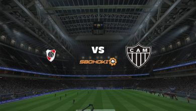 Photo of Live Streaming  River Plate vs Atlético-MG 12 Agustus 2021