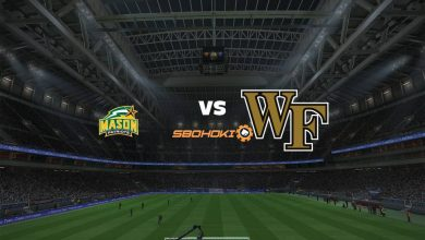 Photo of Live Streaming  George Mason vs Wake Forest 20 September 2021