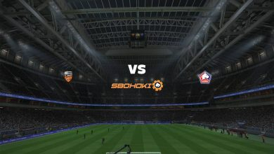 Photo of Live Streaming  Lorient vs Lille 10 September 2021